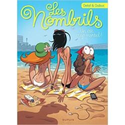 Les Nombrils - tome 6 - Un été trop mortel