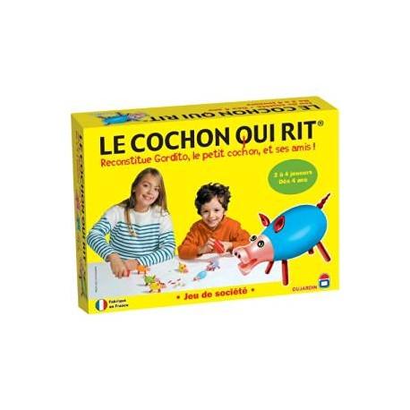 LE COCHON QUI RIT