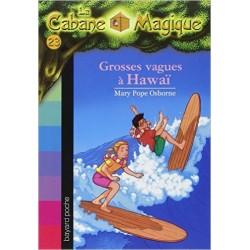 La Cabane Magique, Tome 23 : Grosses vagues à Hawaï