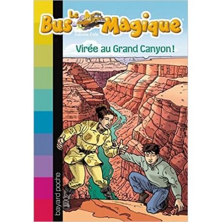 20. VIREE AU GRAND CANYON/ LE BUS MAGIQUE