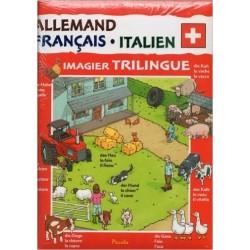Imagier Trilingue/Français-Allemand-Italien