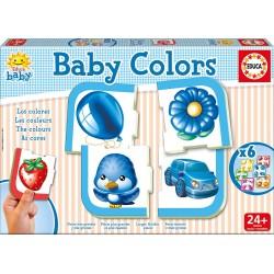 Educa - 15861 - Jeu Educatif - Baby Colors