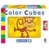 COLOR CUBES LA FORET 6 PUZZLES + 2 ANS