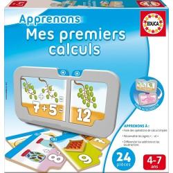 Educa - 15871 - Jeu Educatif - Mes Premiers Calculs