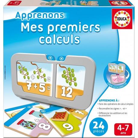 MES PREMIERES CALCULS + 5 ANS
