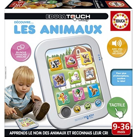EDUCA TOUCH BABY ANIMAUX
