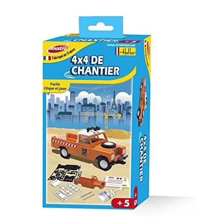 4X4 DE CHANTIER