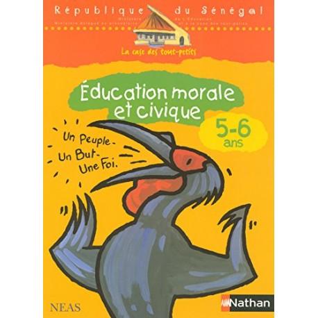 EDUCATION MORALE ET CIVIQUE 5-6 ANS