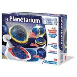 Clementoni - 62278.8 - Jeux Éducatifs et Scientifiques - Le Grand Planétarium
