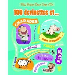 100 devinettes et charades Relookage