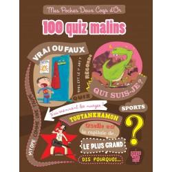 100 quiz malins
