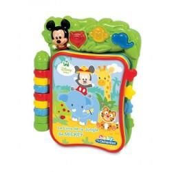 Clementoni - 62795.0 - Livre Musical Mickey