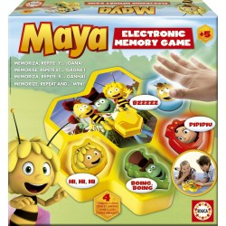 Educa - 15096 - Jeu Éducatif - Electronique Memory Game Maya L'Abeille 3D