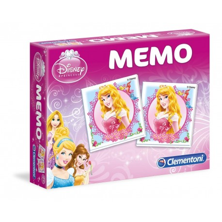 MEMO PRINCESSES JEUX EDUCATIF ET SCIENTIFIQUE