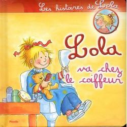 Lola va chez le coiffeur
