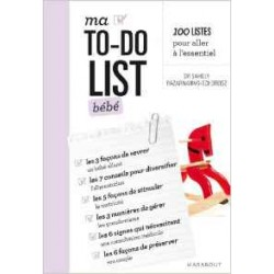 To do List grossesse