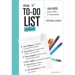 MA TO-DO LIST ENFANT