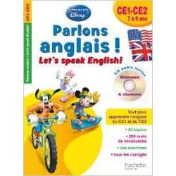 Parlons l' anglais ce1-ce2 -9ans