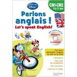 Parlons anglais cm1-cm2
