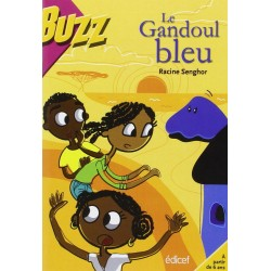 Le gandoul bleu