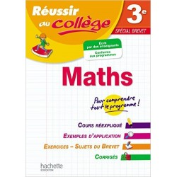Réussir au collége maths 3éme