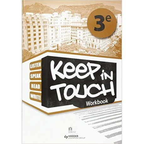 KEEP IN TOUCH 3EME LIVRET