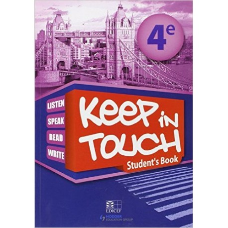 KEEP IN TOUCH 4E ELEVE
