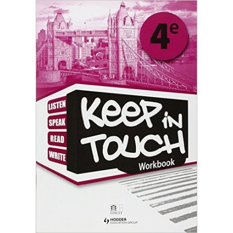 KEEP IN TOUCH 4EME LIVRET