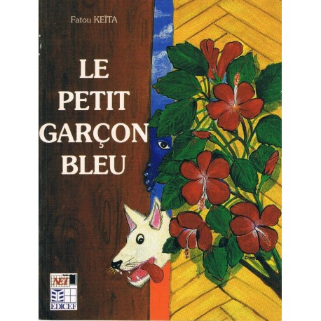 LE PETIT GARCON BLEU