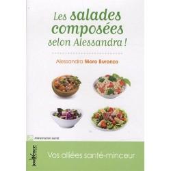 Les salades composées selon Alessandra