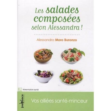 LES SALADES COMPOSEES SELON ALESSANDRA