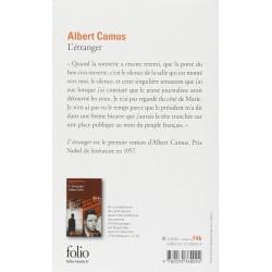 L'étranger Albert Camus