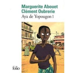 Aya de Yopougon (Tome 1) petit modèle folio