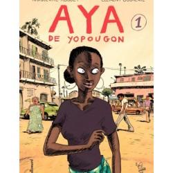 Aya de yopougon export (Tome 1)