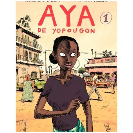 AYA DE YOPOUGON 1 GALLIMARD