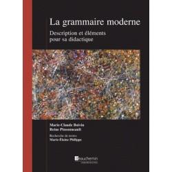 Grammaire moderne