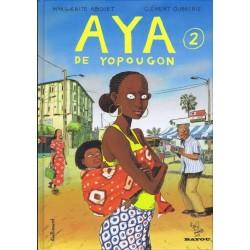 Aya de yopougon export (Tome 2)