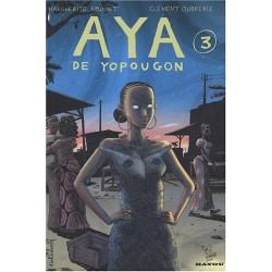 Aya de yopougon export (Tome 3)