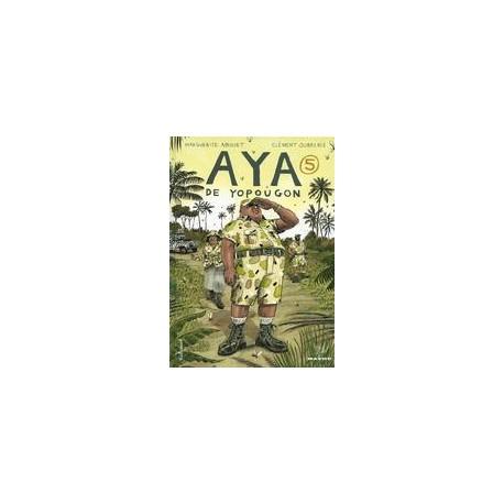 AYA DE YOPOUGON 5 GALLIMARD