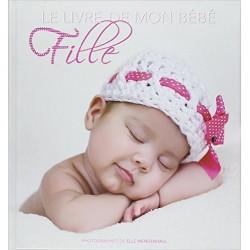 Le livre de mon Bebe/ Rose Fille