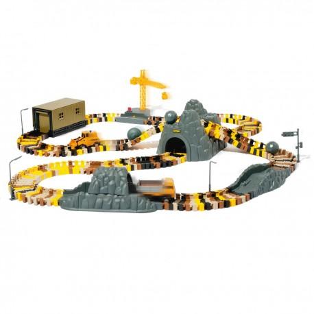 CIRCUIT DE VOITURE DE CONSTRUCTION