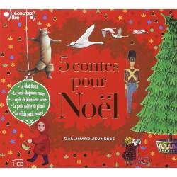 5 contes pour Noël CD