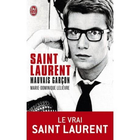 SAINT LAURENT - MAUVAIS GARCON