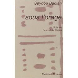 SOUS L'ORAGE SEYDOU BADIAN
