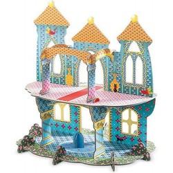 Chateau des merveilles 3d a construire