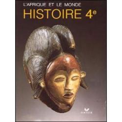 L'Afrique et le monde histoire 4 eme