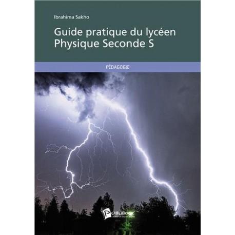 Guide pratique physique 2nde s