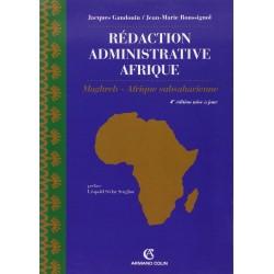 Rédaction Administrative Afrique