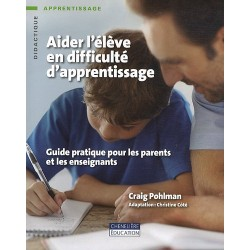 Aider l'eleve en difficulte