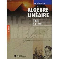 Algèbre linéaire 2e ed